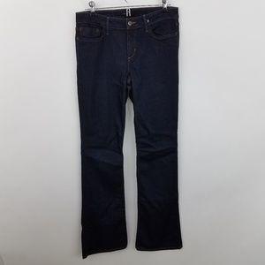 Joes Jeans Womens 29 x 34 Curvy BootCut Da…